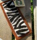 Alpaca Felted Bookmark