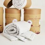 Luxurious Organic  Alpaca Mattress Topper