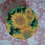 Daisy Coaster Set in tin