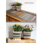 Flower Pot Covers Knitting Pattern