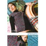 Amelia 4 ply Sweater Knitting Pattern