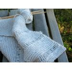 Ripple Scarf  Knitting Pattern