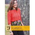Acapulco pattern for Juniper Moon Farm Cumulus