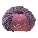 Heather - o5 - Debbie Bliss Roma Weave