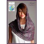 Jayne -- Shawl  Knitting Pattern