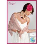 Hannah -- Shawl  Knitting Pattern