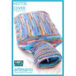 Hot Water Bottle Cover - Knitting pattern