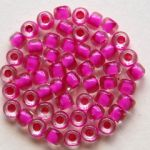 Debbie Abrahams Beads Size 6.00  Inside colours - 207