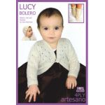 Lucy - Knitting Pattern for girls