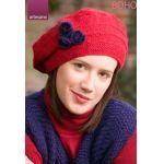 Boho Beannie Knitting Pattern