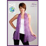 Karen -- Scarf Knitting Pattern