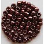 Debbie Abrahams Glass Beads Iris Round Size 8.00  - 601