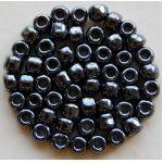 Debbie Abrahams Glass Beads Iris Round Size 8.00  - 606