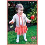 Lulu - Knitting Pattern for girls