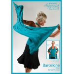 Barcelona -  Wrap Knitting Pattern