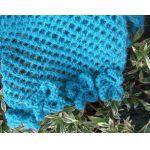Flower Power  - Scarf Knitting Kit