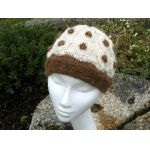 Cable and Bobble Hat  Knitting Kit