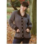 Affection -- Aran  Knitting Pattern