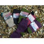Children's or small size Alpaca Socks