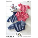 UKHKA 75  Knitting Pattern