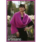 Giselle Shawl  Knitting Pattern