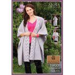 Anna - Shawl  Knitting Pattern