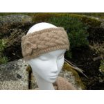 Devon Fudge Headband  - Knitting Kit