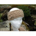 Devon Fudge Headband  - Knitting Kit