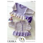 UKHKA 74 Knitting Pattern