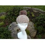 Latte Beret- Knitting Kit
