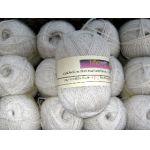 Shetland Lambswool 4ply - Vanilla