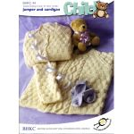 UKHKA 44  Knitting Pattern