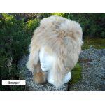 Alpaca Fur Earflap Hat