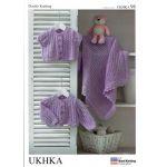 UKHKA 98  Knitting Pattern