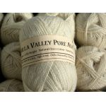Vanilla Chilla Valley 100% Alpaca 4 ply