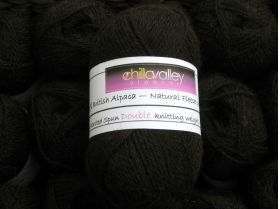 MochaChoca - Chilla Valley 100% Alpaca Double Knitting