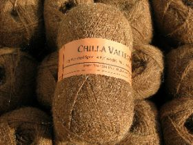 Cinnamon - Chilla Valley 100% Alpaca 4ply