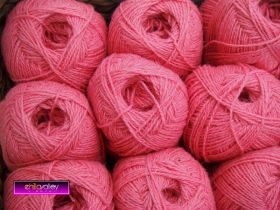 Chilla Valley Colours - 4ply -  Tickled Pink