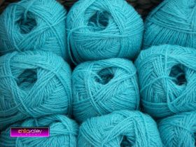 Chilla Valley Colours - 4ply - Turqouise