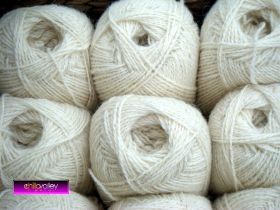 Chilla Valley Colours - 4ply - Vanilla Ice
