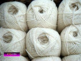 Chilla Valley Colours - 4ply - Vanilla Ice