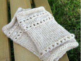 Cleopatra Hand Warmer Knitting Kit