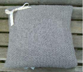 All My Love Cushion Knitting Kit