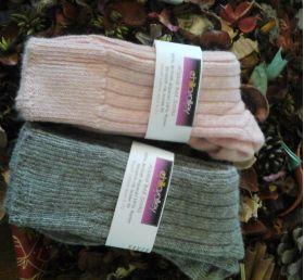Chilla Valley Alpaca Bed Socks