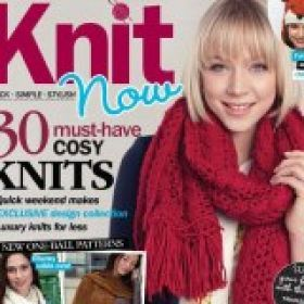 Knit Now Magazine Issue 17
