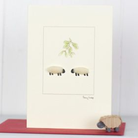 Handmade Sheep Cards