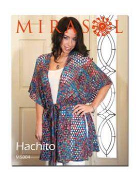 Belted Wrap- Knitting pattern