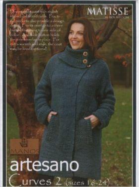 Denise - Curves Knitting Pattern