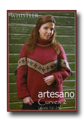 Rosamunde - Curves Knitting Pattern