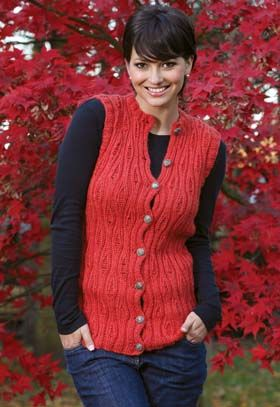 Passion -- Aran  Knitting Pattern